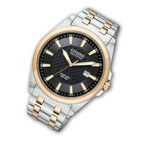 Citizen Eco Drive two tone