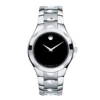 Luno Stainless Steel Watch by Movado